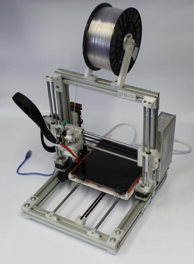 Stavebnica 3D tlačiarne Rebel II