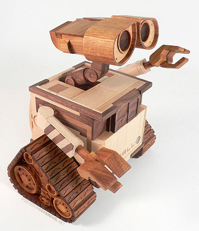TWooden walle